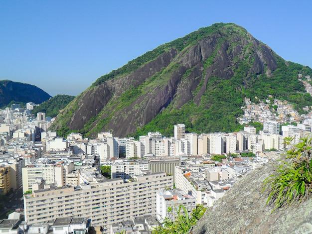 Picco dell'agulhinha inhanga a rio de janeiro, brasile.