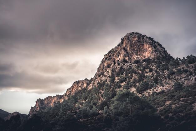Picco a kyrenia mountain range