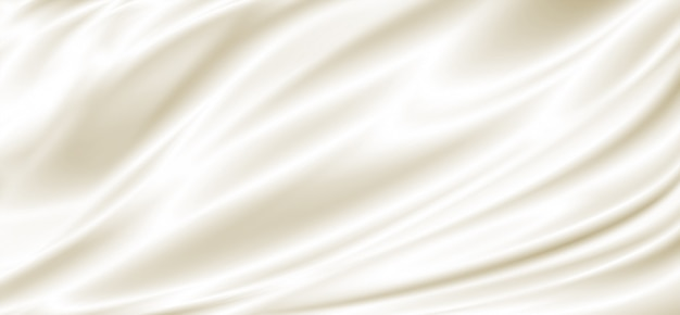 Sfondo di stoffa di perle con spazio di copia