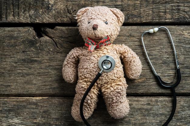 Immagine concettuale di medicina pediatrica