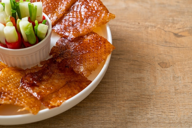 Anatra alla pechinese - stile di cibo cinese