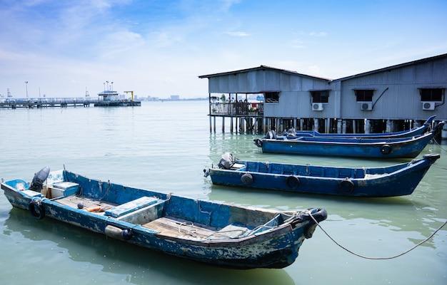Penang island sightseeing - la perla dell'oriente in malesia