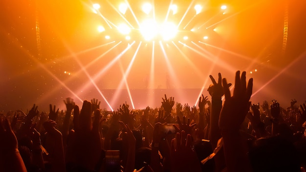 Le persone al concerto