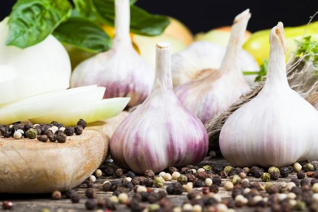 Pepe e aglio