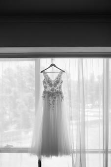 Abito da sposa perfetto il giorno del matrimonio