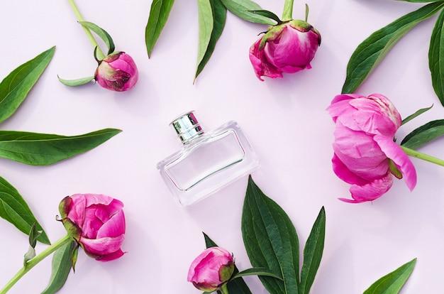 Profumo con sentore floreale di peonia
