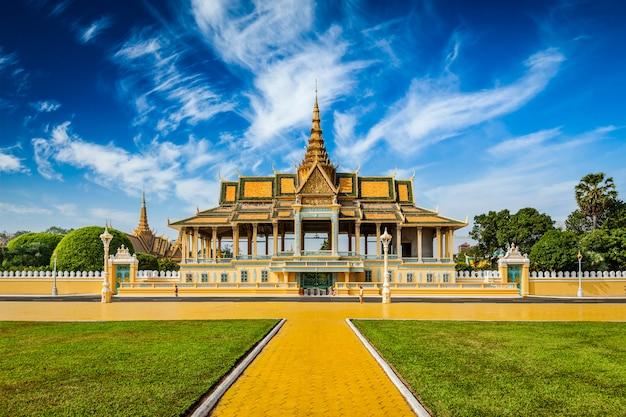 Complesso del palazzo reale di phnom penh