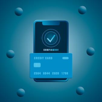Transazione telefonica con carta di credito