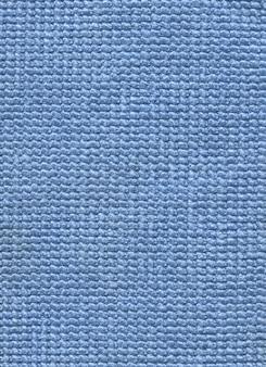 Foto texture tessuto blu sullo sfondo