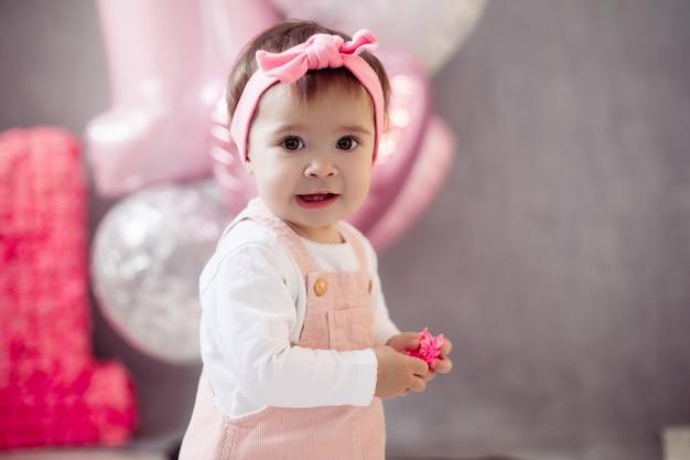 Foto di una bambina bellissima