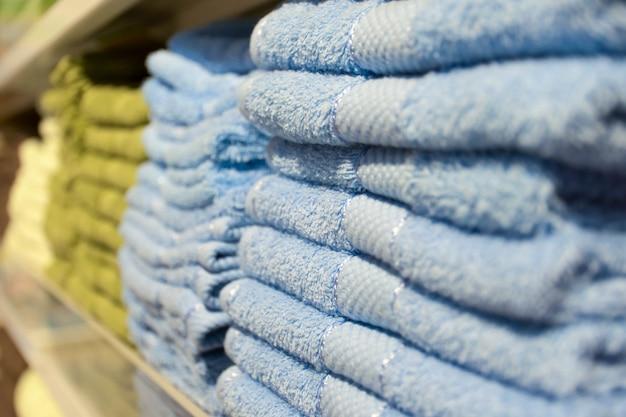 Mucchio di asciugamano