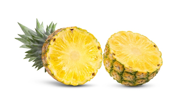 Ananas isolato