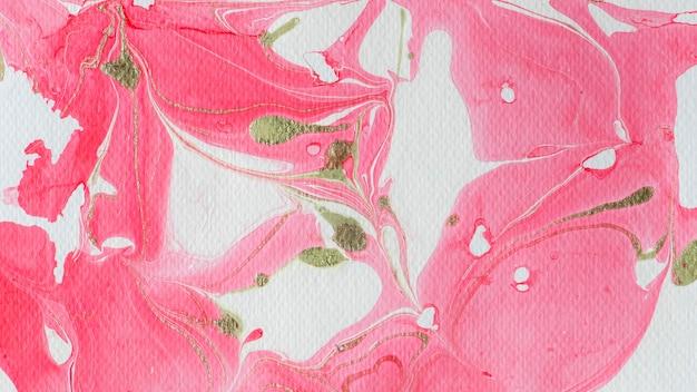Sfondo dipinto ad acquerello astratto rosa