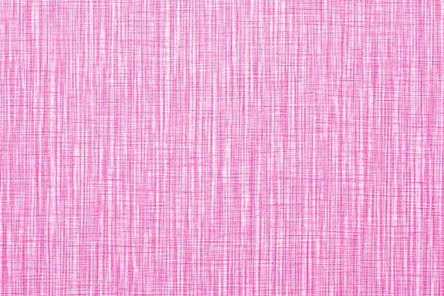 Trama del tessuto rosa