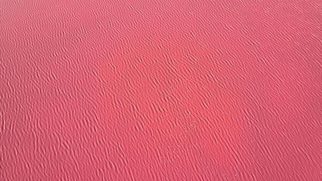 Acqua di lago rosa, texture dipinta con microalghe dunaliella salina