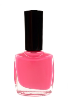 Smalto per unghie rosa