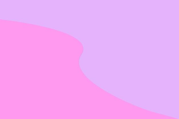 Colore di carta pastello rosa e porpora per il fondo di struttura