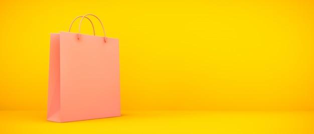 Borsa shopping rosa