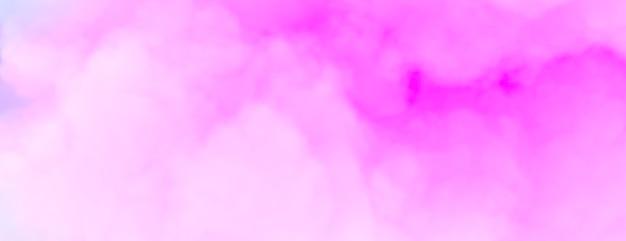 Sfondo del cielo rosa foto premium