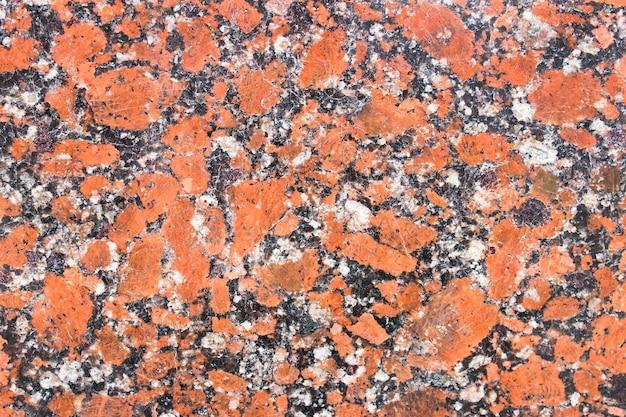 Piano lucido lastra di granito closeup come sfondo