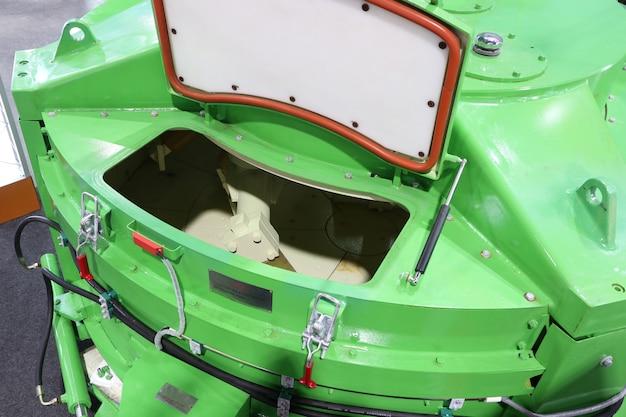 Il mescolatore planetario viene utilizzato nel calcestruzzo prefabbricato