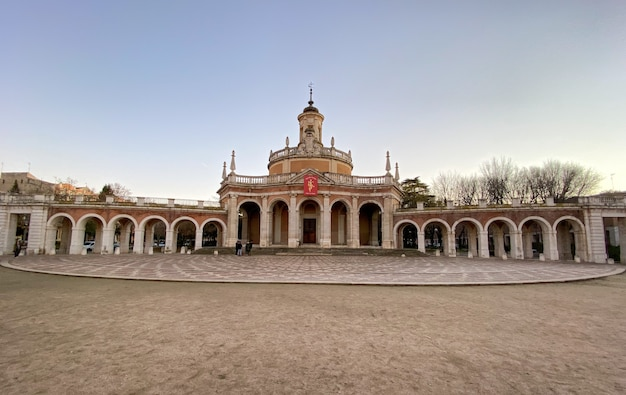La plaza de san antonio, conosciuta anche come plazuela de la mariblanca, è uno spazio pubblico nella città spagnola di aranjuez