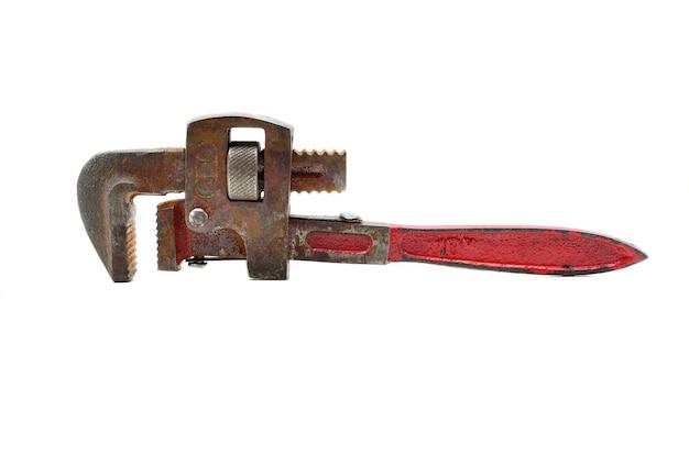 Set di attrezzi idraulici con chiave inglese