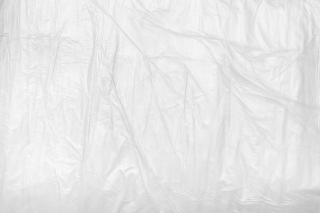 Foglio di plastica in polietilene, sfondo con texture