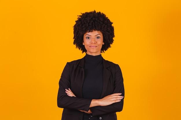 Ritratto di una donna d'affari di successo