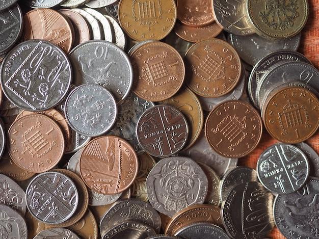 Sterlina monete