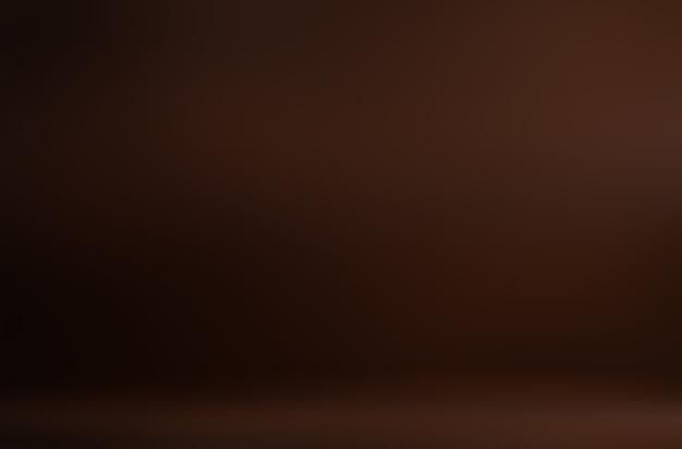 Sfondo del display marrone scuro premium