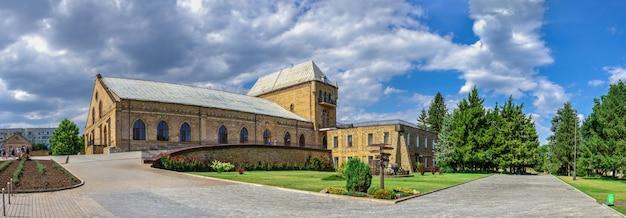 Castello della cantina del principe trubetskoy nella regione di kherson