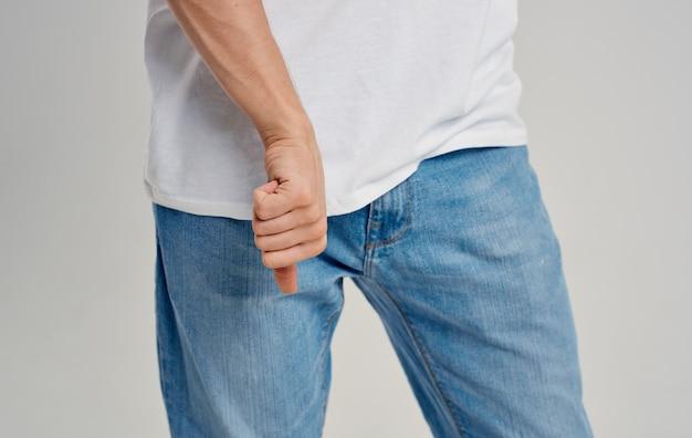 Problema con l'attività sessuale del trattamento della salute della potenza