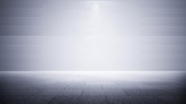 Prodotto showcase spotlight background rendering 3d