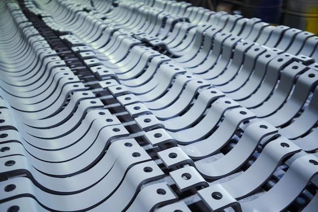 Linea di produzione in fabbrica