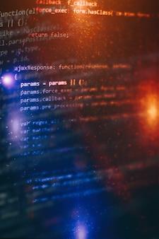 I project manager lavorano su una nuova idea. sviluppo software www. sviluppatore di app per dispositivi mobili. progetto di avvio innovativo. codice di programmazione del sito web. affari informatici.