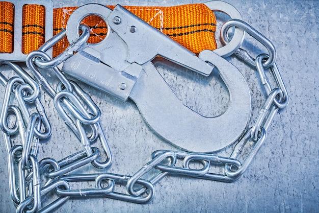 Imbracatura protettiva da costruzione