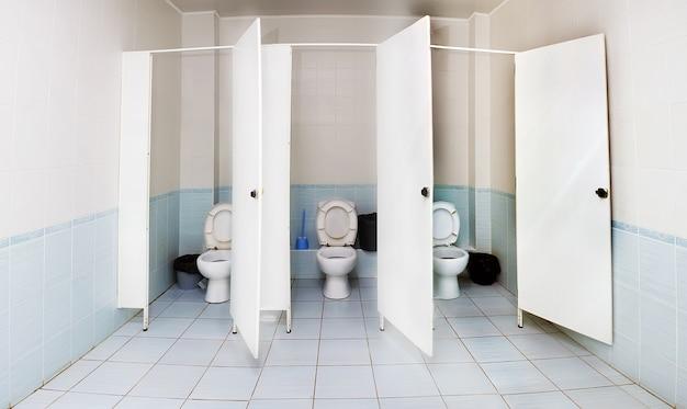 Toilette pubblica