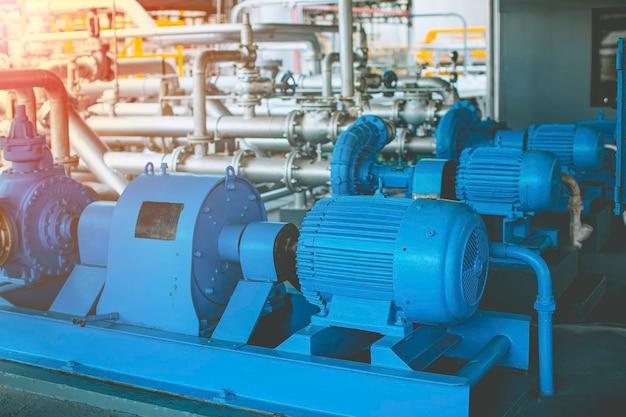 Valvole manometro olio della tubazione e della pompa a pressione dell'impianto valvola di sicurezza selettiva