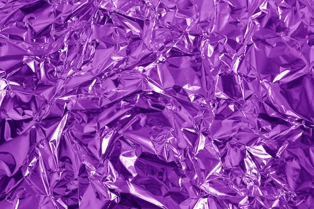 Sfondo texture lamina metallica viola