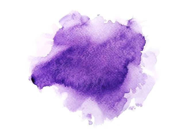 Sfondo acquerello viola. sfondo vettoriale