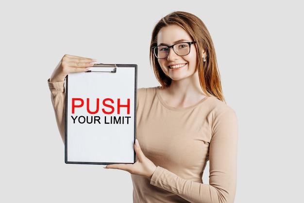 Spingi il tuo limite