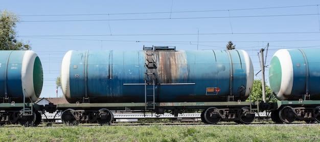 Vagone cisterna ferroviario