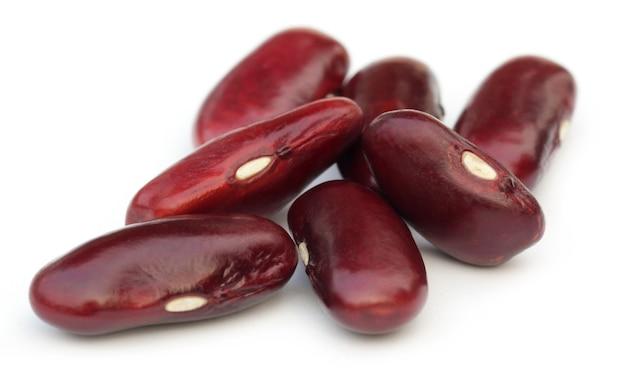 Rajma dal- tipo di legumi commestibili indiani