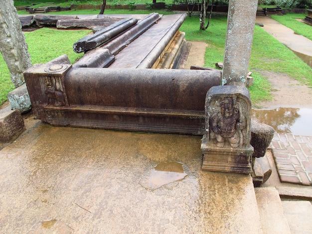 Rathna prasadaya ad anuradhapura, sri lanka
