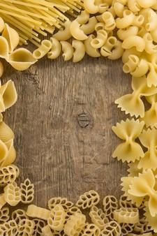 Consistenza della pasta cruda