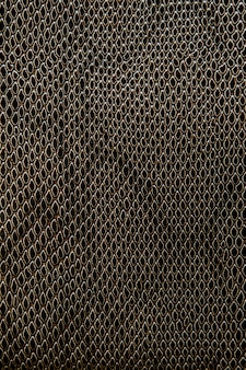 Vera pelle o artificiale con una trama di rettile