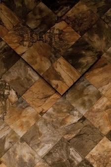 Struttura e superficie in vera pietra di marmo naturale