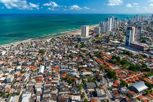Recife pernambuco brasile quartiere popolare di brasilia teimosa