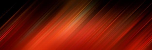 Sfondo di linea rossa diagonale a strisce astratta rettangolare.